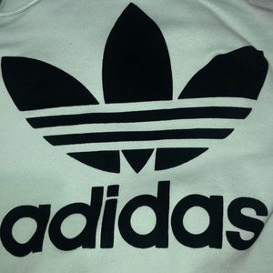 Adidas Medium hoodie sweatshirt